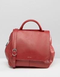 Структурированная сумка-тоут Matt & Nat - Красный