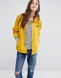 Университетская спортивная куртка-oversize с логотипом Carhartt WIP - Желтый