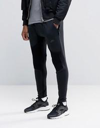 Черные джоггеры Nike TF 805658-010 - Черный