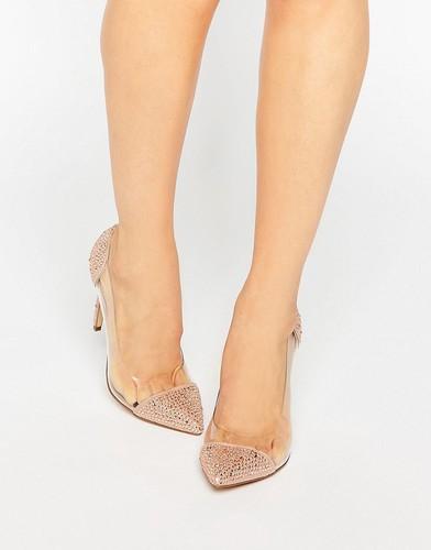 Декорированные туфли-лодочки из двух частей Steve Madden Pristinn - Розовый