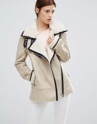 Куртка из искусственной замши Urbancode - Мульти