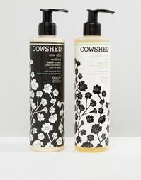 Два средства для рук ограниченной серии Cowshed - СКИДКА 40 - Бесцветный