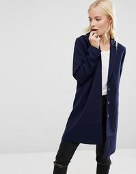 Свободная куртка Blend She Hanna - Синий