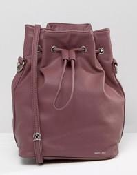 Сумка-мешок на шнурке Matt & Nat - Фиолетовый