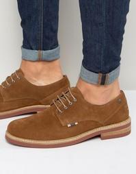 Замшевые туфли Jack & Jones Stan - Рыжий