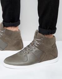 Высокие кроссовки Boxfresh Camberwell - Серый