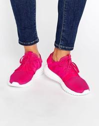 Кроссовки Adidas Tubular Viral - Розовый