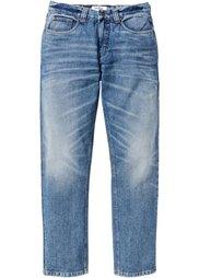 Джинсы Regular Fit Straight, cредний рост (N) (синий «потертый») Bonprix
