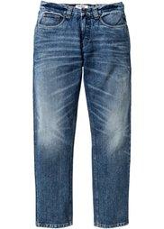 Джинсы Regular Fit Straight, cредний рост (N) (голубой) Bonprix