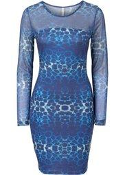 Вечернее платье (коричневый леопардовый) Bonprix