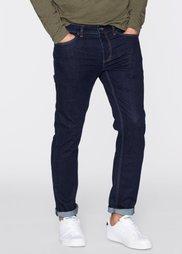 Джинсы-стретч Slim Fit Straight, длина (в дюймах) 32 (темно-синий) Bonprix