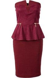 Коктейльное платье (кремовый) Bonprix
