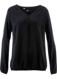Блузка с длинным рукавом (новый хаки) Bonprix