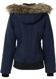Куртка с капюшоном (темно-оливковый) Bonprix