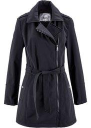 Байкерская куртка софтшелл (темно-оливковый) Bonprix