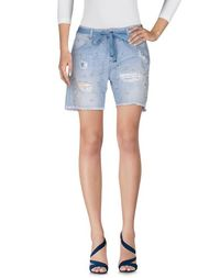 Джинсовые шорты Twin Set Jeans