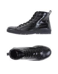 Высокие кеды и кроссовки Simone Mariotti