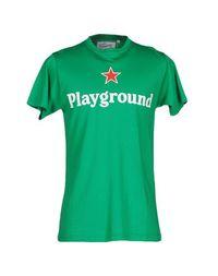 Футболка Upper Playground
