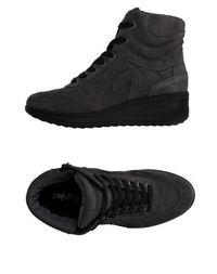 Высокие кеды и кроссовки Melluso