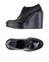 Обувь на шнурках JIL Sander