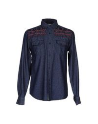 Джинсовая рубашка Bellfield