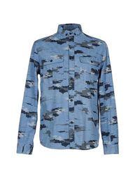 Джинсовая рубашка Eleven Paris