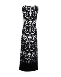 Длинное платье Manuel Facchini