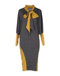 Платье до колена Prive Italia