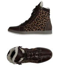Высокие кеды и кроссовки Manas