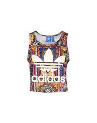 Топ без рукавов Adidas Originals