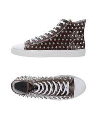 Высокие кеды и кроссовки Gienchi