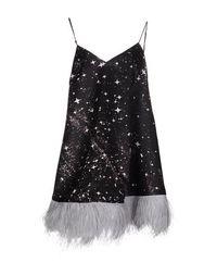 Короткое платье A LA Russe