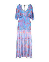 Длинное платье Matthew Williamson Escape