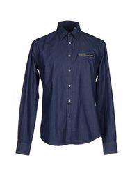 Джинсовая рубашка Cesare Paciotti 4US