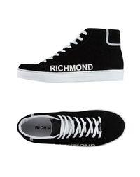 Высокие кеды и кроссовки Richmond