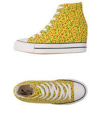 Высокие кеды и кроссовки Mimoda