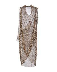 Платье длиной 3/4 Alberto Biani