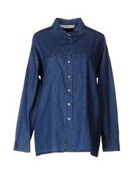 Джинсовая рубашка Tela