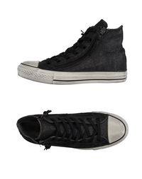 Высокие кеды и кроссовки Converse John Varvatos