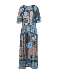 Длинное платье Vapoforno Milano