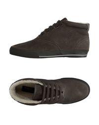 Высокие кеды и кроссовки Polo Ralph Lauren