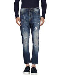 Джинсовые брюки Yoshii