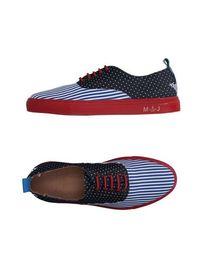 Низкие кеды и кроссовки Macchia J