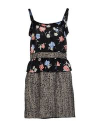Короткое платье D&G