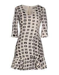 Короткое платье Carla Montanarini