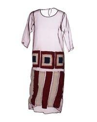 Платье длиной 3/4 Maurizio Pecoraro