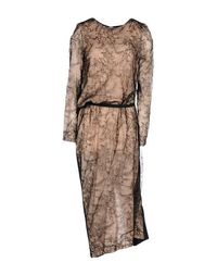 Длинное платье Anne Valerie Hash