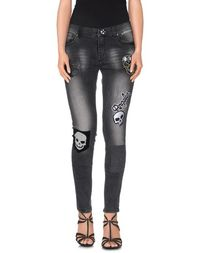 Джинсовые брюки Superpants