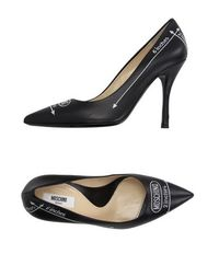 Туфли Moschino Couture
