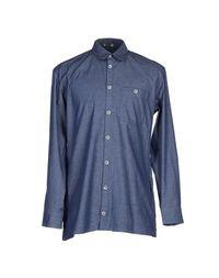 Джинсовая рубашка Bonsai
